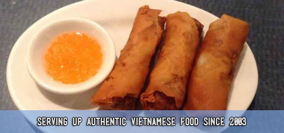 Restaurants Yellowknife | Spring rolls